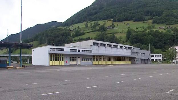 Geplantes Asylzentrum Wintersried