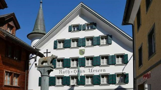 Rathaus Ursern