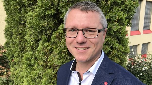 Jörg Meyer steigt für die SP in die Luzerner Regierungswahlen.