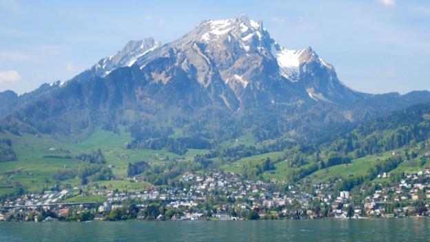 Nidwaldner Gemeinde Hergiswil