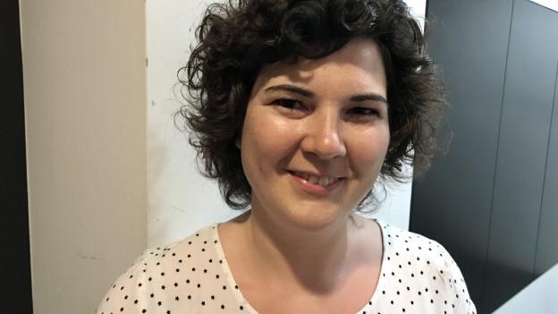 Porträt der Luzerner Politikerin Korintha Bärtsch.
