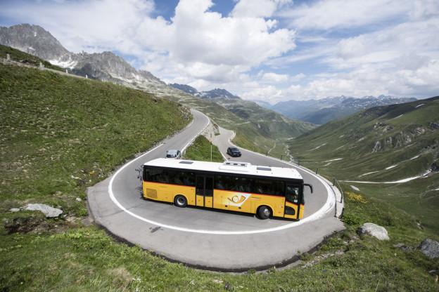 Auch der Kanton Uri und die Postautostrecke an der Furka werden aus den insgesamt 100 Millionen entschädigt