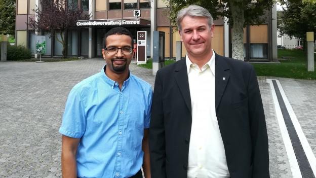 Die Kandidaten der CVP und der SP schafften den Sprung in den Gemeinderat.