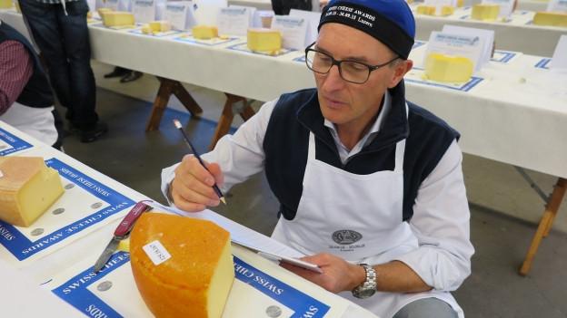 Welcher ist der beste Käse der Schweiz?
