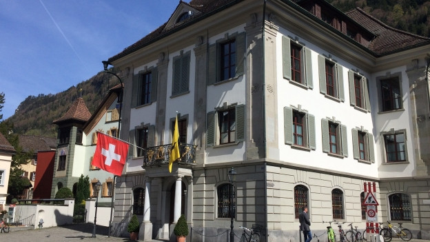 Rathaus Uri in Altdorf