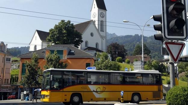 Der Gemeinderat Kriens legt ein Gesamtverkehrs-Konzept vor.
