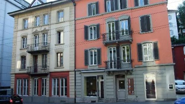 Muss das Gebäude an der Zürichstrasse erhalten werden?