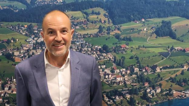 Roland Fischer aus Udligenswil soll es für die GLP richten.