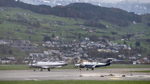 Flugplatz Buochs