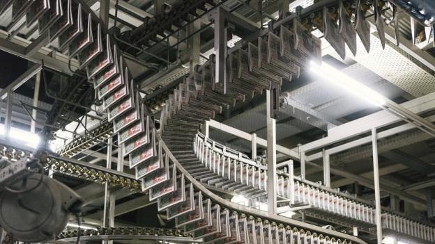 Die Druckmaschinen in Adligenswil stehen definitiv still.