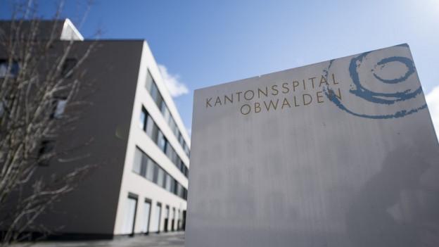 Das Kantonsspital Obwalden kommt finanziell an seine Grenzen und sucht den Anschluss an Luzern.