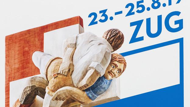 Plakat Schwingfest