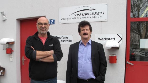 Der Verein «Sprungbrett» existiert seit 2007.