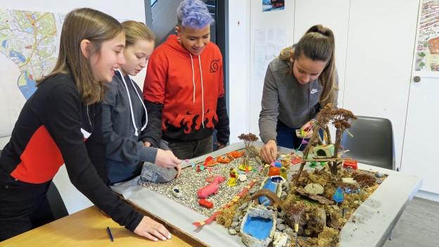 Kinder als Stadtplaner