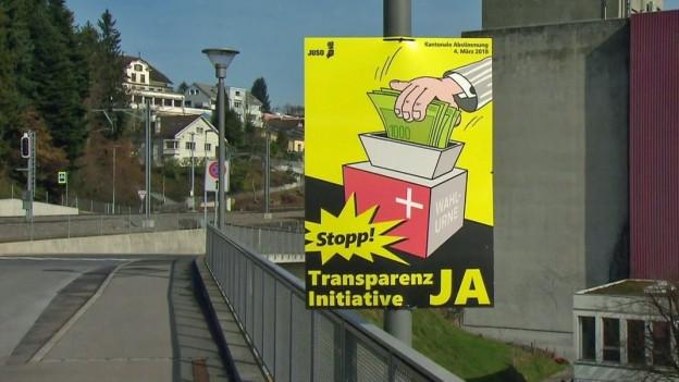 Transparenzgesetz im Kantonsrat