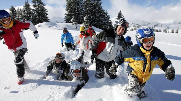Skitage sind an Urner Schulen Pflicht.