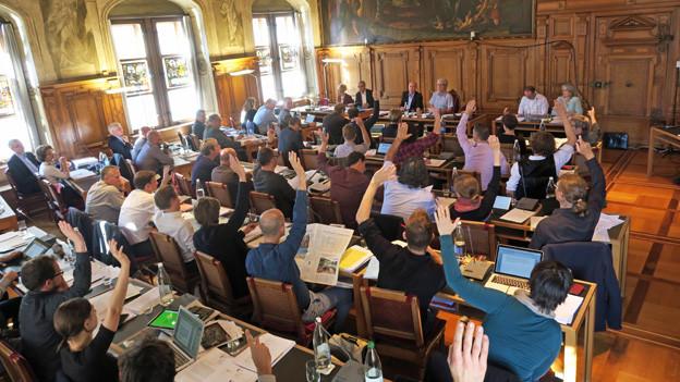 Stadtparlament