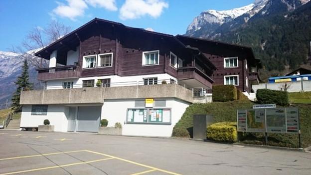 Gemeindehaus Silenen