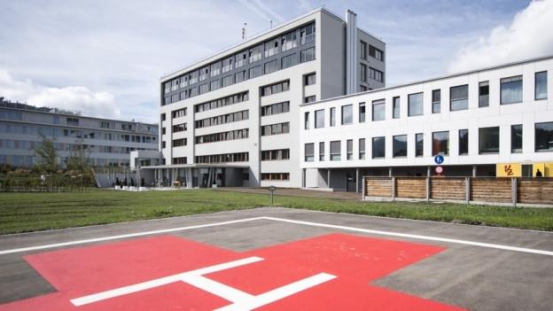 Das Spital Einsiedeln bleibt auch in Zukunft eigenständig.
