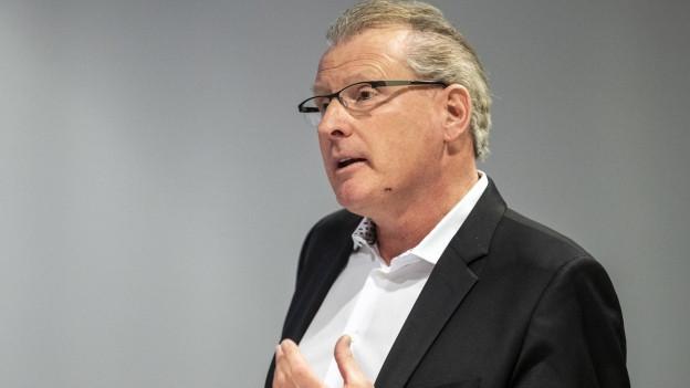 Heinz Tännler will in den Ständerat.