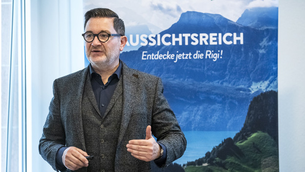 Rigibahnen-Chef Stefan Otz.