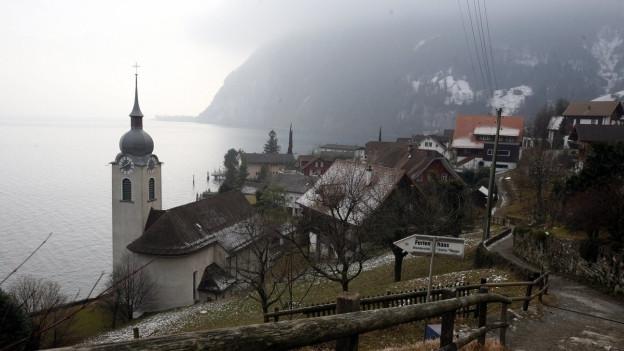 Die Urner Gemeinde Bauen plant die Fusion mit der Nachbargemeinde Seedorf.