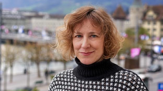 Ina Karr, ab 2021 neue Intendantin am Luzerner Theater