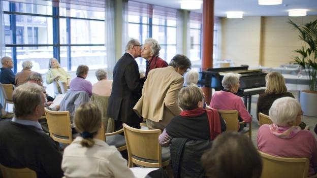 Stadt Luzern will Quartierarbeit für ältere Leute ausbauen