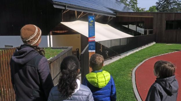 Lern- und Informationstafeln zum Energie sparen für Kinder