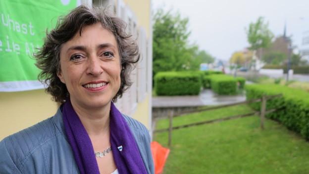 Tabea Zimmermann will in den Ständerat.