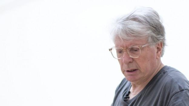 Bereits 2009 gab es im Kunsthaus Zug eine Einzelausstellung des 81-Jährigen.