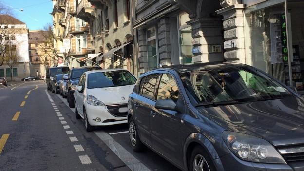 Parkplätze in der Luzerner Innenstadt sollen noch rarer werden