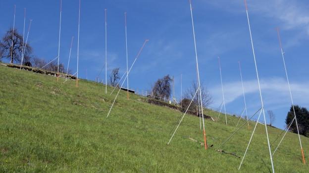 Das Bauen auf der grünen Wiese soll schwieriger werden.