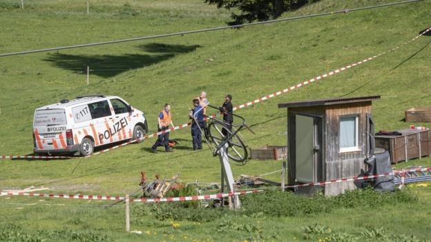 Die Unfallursache wird von der Staatsanwaltschaft untersucht.