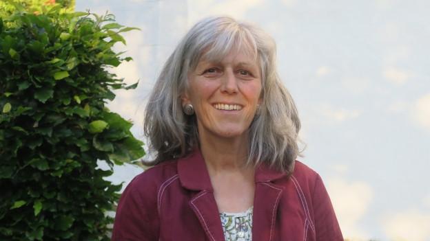 Monique Frey will für die Grünen in den Ständerat