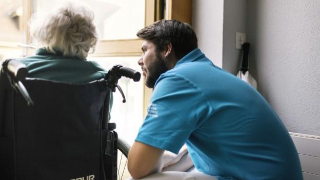 Luzern will mehr Selbstständigkeit für Menschen mit Behinderung.
