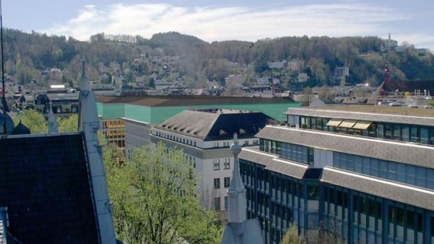 Die Luzerner Kantonalbank soll ihren Hauptsitz ausbauen können.