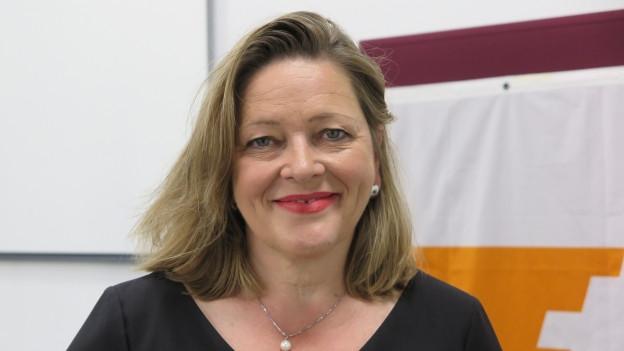 Heidi Z'graggen will in den Ständerat.