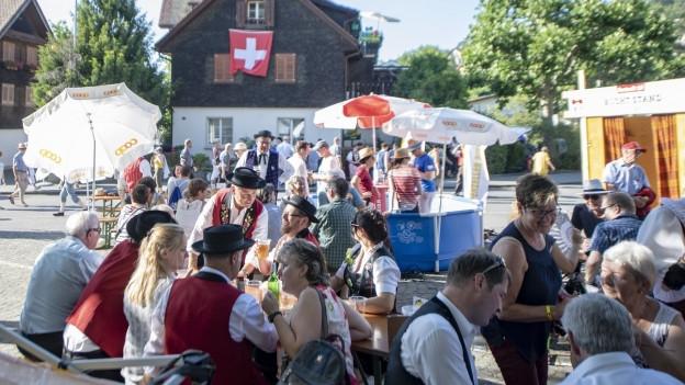 Jodlerfest zieht positive Bilanz
