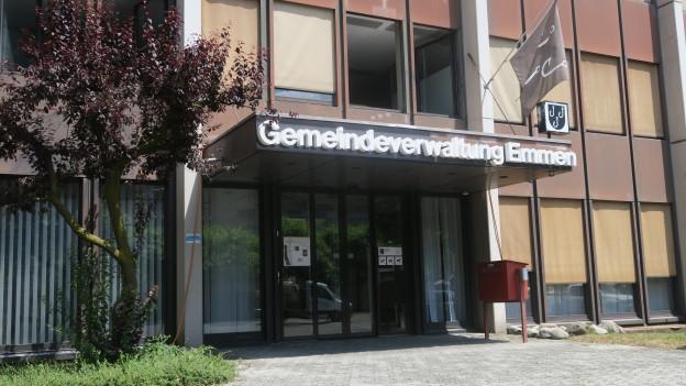 Gemeindehaus Emmen