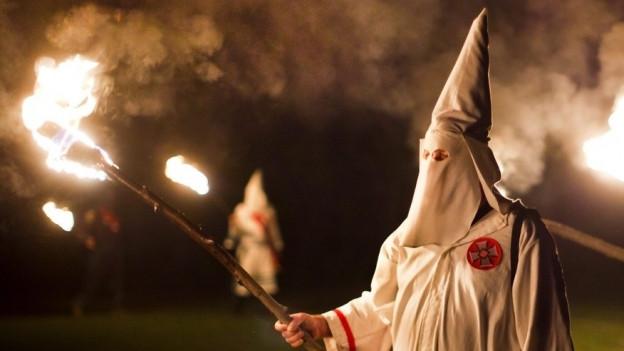 Ku-Klux-Klan Mitglied