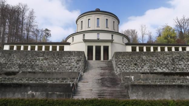 Die Nutzung des alten Krematoriums ist schwieriger als gedacht.