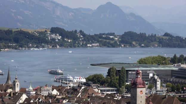 Einsprachen betreffen auch das Gebiet Seeburg in Luzern