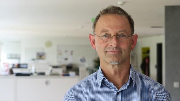 Peter Krummenacher wird von einem überparteilichen Komitee ins Rennen geschickt.