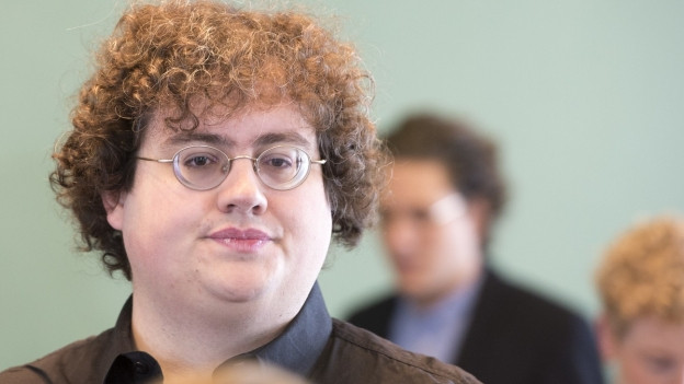 Der Präsident der Zuger Partei Pirat, Stefan Thöni kann nur für die Ständeratswahlen antreten.