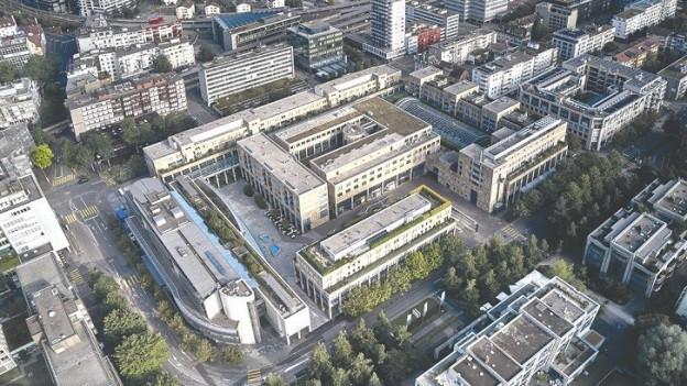 Planungsvereinbarung für Metalli-Areal in Zug unterzeichnet