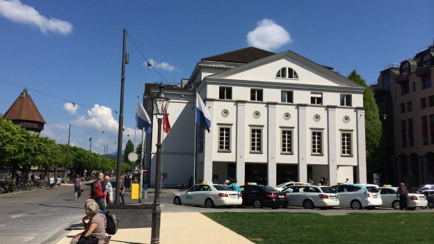 Stadt übernimmt Lead beim Projekt für ein neues Luzerner Theater