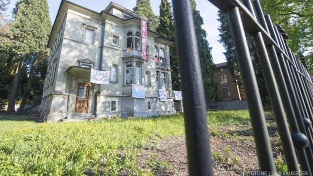 Was mit den Villen in Luzern passiert, ist weiter unklar