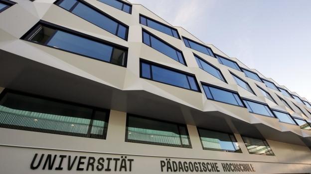 Insgesamt studieren 2260 Leute an der PH Luzern
