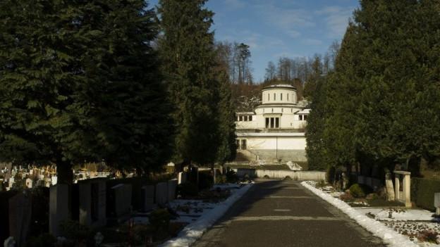 Für das alte Krematorium in Luzern konnte keine neue Nutzung gefunden werden.